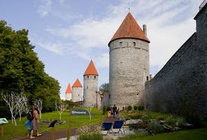 Tornien aukio Tallinna