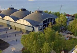 Vesitasohangaarit Tallinnan Lennusadama Lentosatama