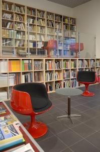 Viron arkkitehtuurmuseon kirjasto