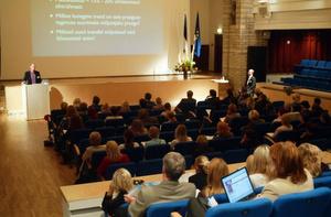 Viron kansalliskirjasto luento Tallinna