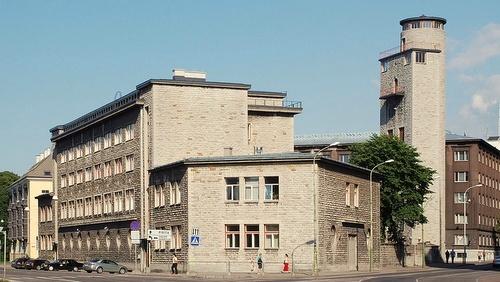 Viron palokuntamuseo Tallinna