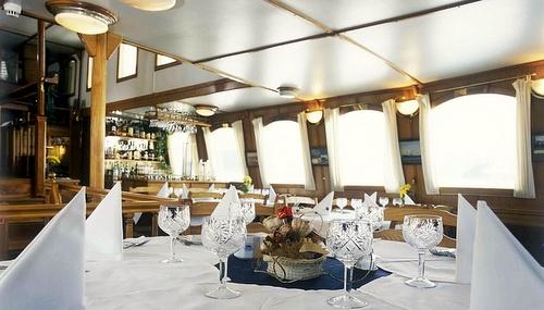 Admiral ravintola Tallinna