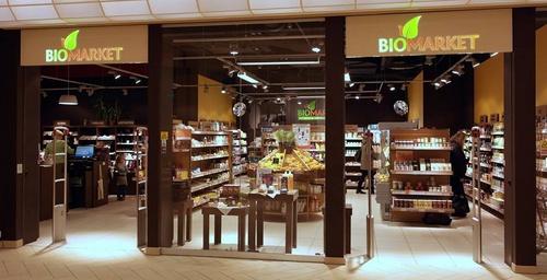 Biomarket Tallinna Solaris ostoskeskus