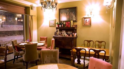 Cafe Amore kahvila Tallinna