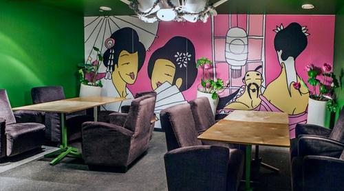 Chopsticks pikaruokaravintola Tallinna