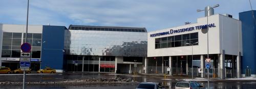 D-terminaali Tallinnan satamassa
