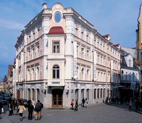 Demini ostoskeskus Tallinna