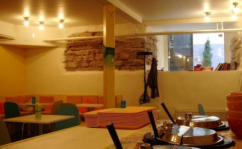 EAT pikaruokaravintola Tallinna