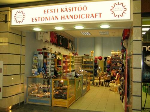 Eesti Käsitöö Viru Keskus Tallinna