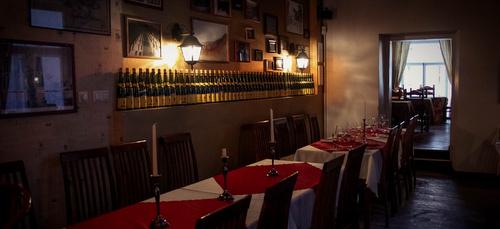In Vino Veritas italialainen ravintola Tallinna
