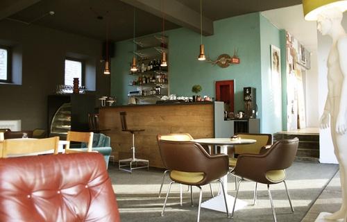 Klaus kahvila Tallinna