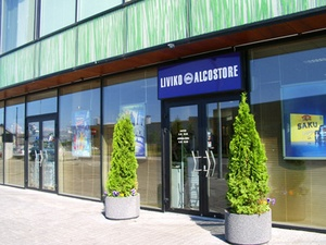 Livico Alcostore Lootsi 3a Tallinna