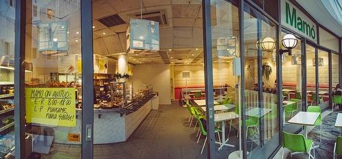 Mamo kahvila Tallinna