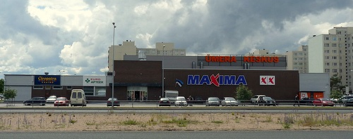 Ümera Keskus ostoskeskus Maxima XX Tallinna