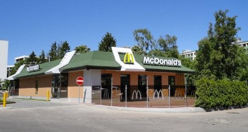 Mustamäe McDonald's Tallinna