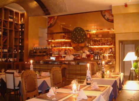 Olde Estonia viinibaari Tallinna