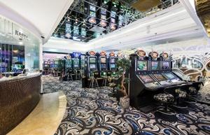 Olympic Casino Kristiine Keskus kasino Tallinna