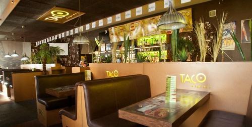 Taco Express pikaruokaravintola Tallinna
