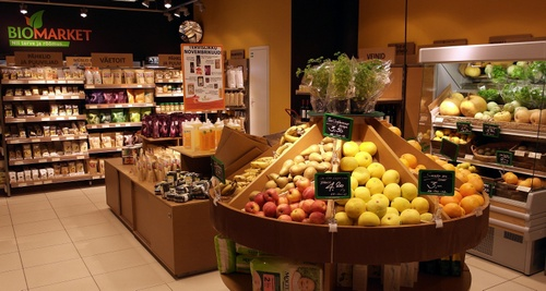 Tallinnan eko-ja luomukaupat Biomarket