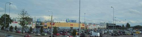 Tallinnan Ülemiste Keskus ostoskeskus