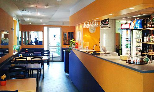 Tiina Pizza pikaruokaravintola Tallinna