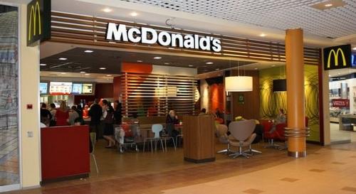 Ülemiste McDonald's Tallinna