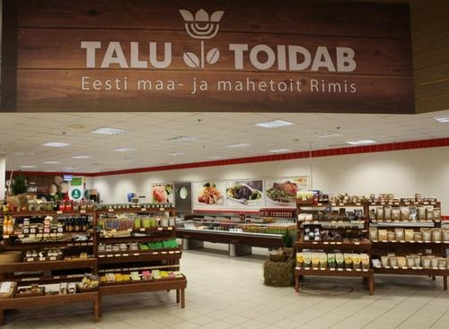Ülemiste Talu Toidab Rimi Tallinna