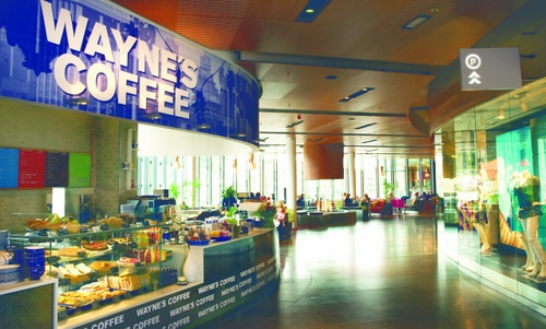 Wayne's Coffee Tallinna