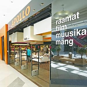 Apollo Kristiine Keskus Tallinna