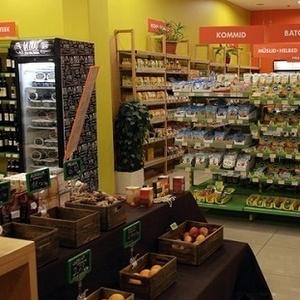 Biomarket Ülemiste Kaubanduskeskus Tallinna