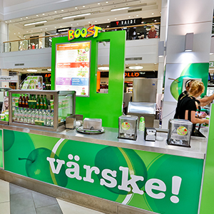 Boost Juice Bar Kristiine Keskus Tallinna