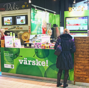 Boost Juice Bar Solaris Tallinna