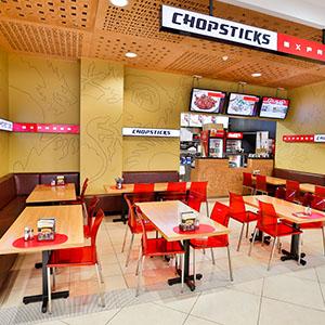 Chopsticks Kristiine Keskus Tallinna