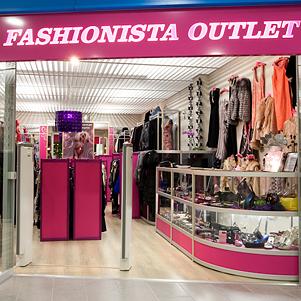 Fashionista Outlet Rocca al Mare Tallinna