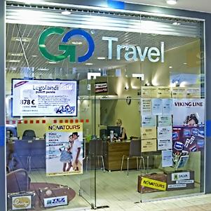 Go Travel Kristiine Keskus Tallinna