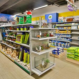 KIKA lemmikkieläinkauppa Tallinna