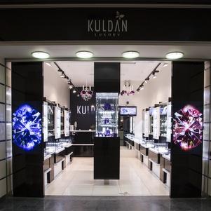 Kuldan Luxury Viru Keskus Tallinna
