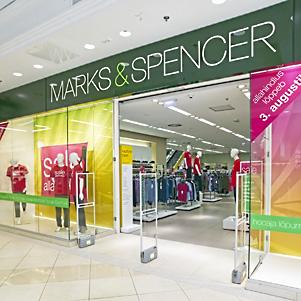 Marks & Spencer Kristiine Keskus Tallinna