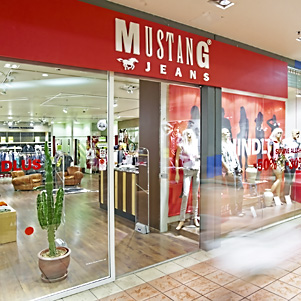Mustang Kristiine Keskus Tallinna