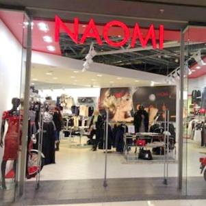 Naomi Ülemiste Keskus Tallinna