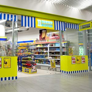 R-Kiosk Rocca al Mare Tallinna
