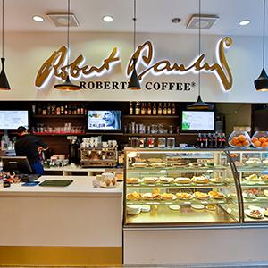 Robert's Coffee Kristiine Keskus Tallinna