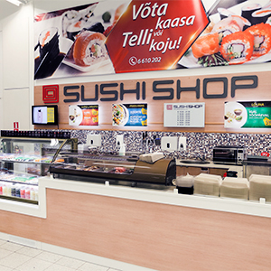 Sushi Shop Rocca al Mare Tallinna