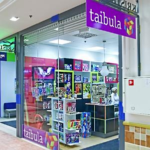 Taibula Kristiine Keskus Tallinna
