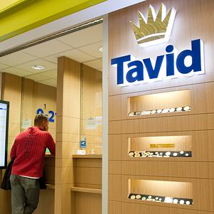 Tavid Kuld & Valuuta Rocca al Mare Tallinna