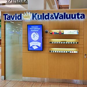 Tavid Kuld & Valuuta Tallinna