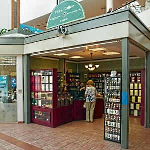Tea & Coffee Centre Kristiine Keskus Tallinna