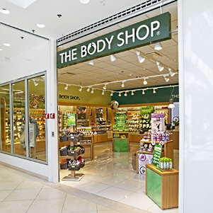 The Body Shop Kristiine Keskus Tallinna