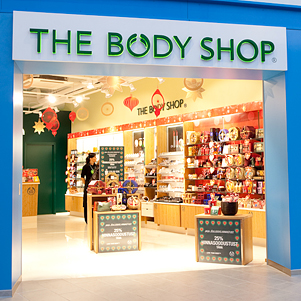The Body Shop Rocca al Mare Tallinna