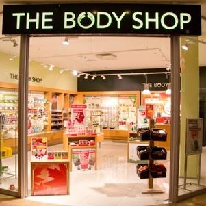 The Body Shop Ülemiste Keskus Tallinna